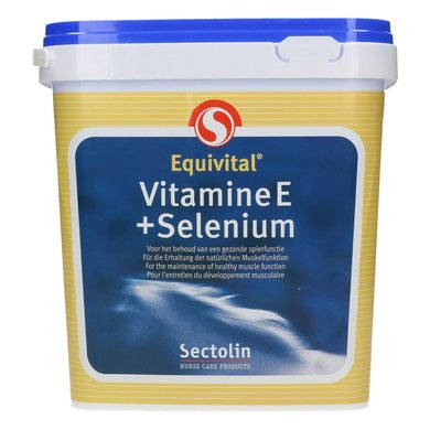 Sectolin Vitamine E + Selenium
