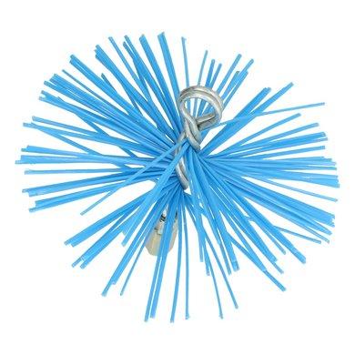 Dario Schoorsteenveegborstel Nylon Blauw