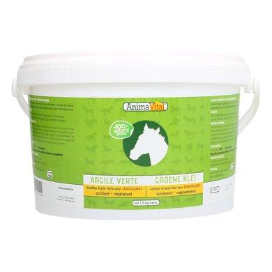 Animavital Groene Klei Poeder 1,5kg