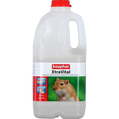 Beaphar XtraVital Gerbil badzand 2ltr