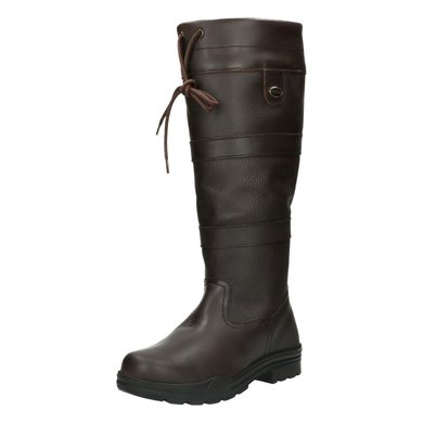 HKM Fashion Stiefel Belmond Winter Dunkelbraun 37