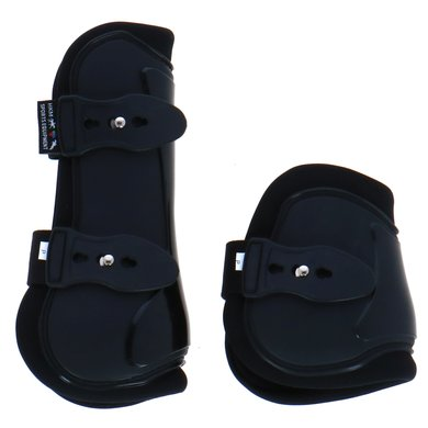 HKM Set Tendon & Fetlock Boots New Black