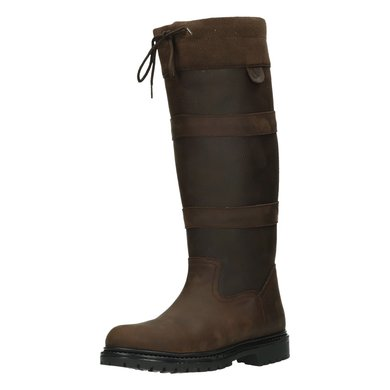 BR Outdoorlaars Country Nubuck Waterdicht Bruin