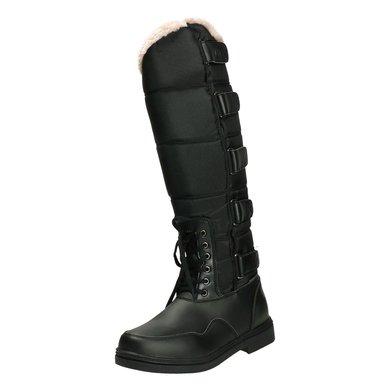 BR Bottes d'Équitation d'Hiver Siberia Noir