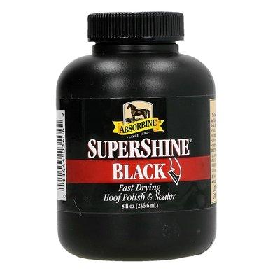 Absorbine Hoefolie Supershine Zwart 236ml