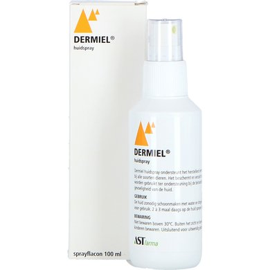 Dermiel Wound Spray Spray Bottle 100ml