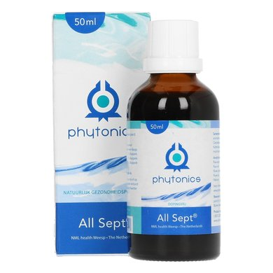 Phytonics All Sept Hond/Kat/Paard 50ml