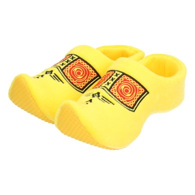 Gevavi Clog Slipper in Bag Yellow