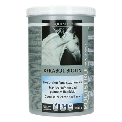 Equistro Kerabol Biotin Paard 1kg