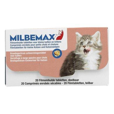Milbemax Comprimé Vermifuge 20 Cachets