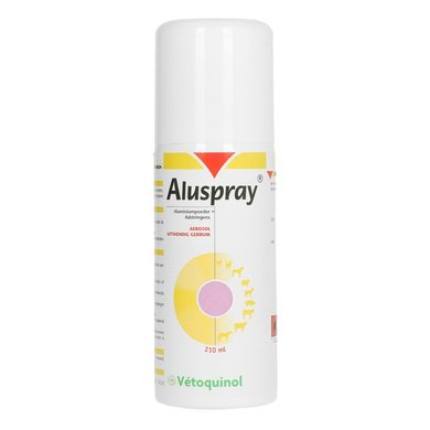 Vetoquinol Wound Care Aluspray 210ml