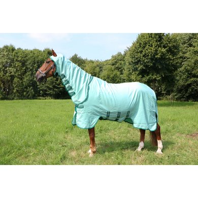 Rambo Sweet Itch Hoody Ice Green