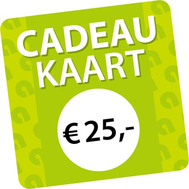 Agradi Cadeaukaart € 25