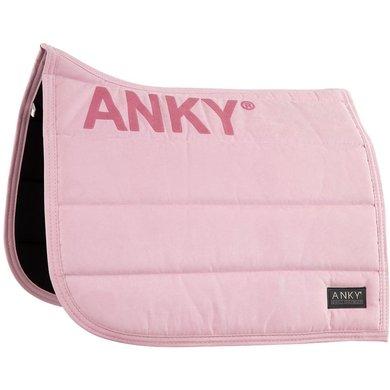ANKY Zadeldekje Dressuur Candy Pink Full
