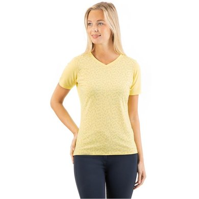 ANKY T-Shirt Printed Dames Lime Light XL