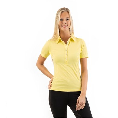 ANKY Poloshirt Essential Dames Lime Light L