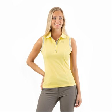 ANKY Poloshirt Mouwloos Dames Lime Light M