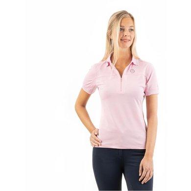 ANKY Poloshirt Korte Mouwen Dames Candy Pink XXS
