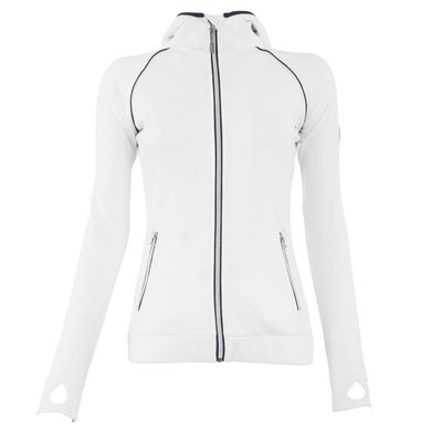 Anky Hoodie Sporty C-Wear Wit