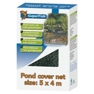 Superfish Pin voor Afdeknet 12st