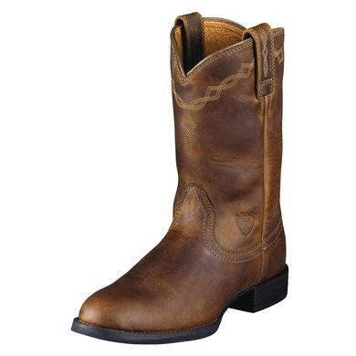 Ariat Westernlaars Heritage Roper Woman's Brown