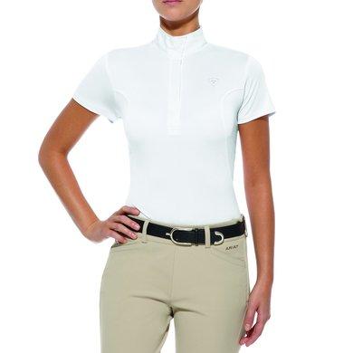 Ariat Wedstrijdshirt Aptos Top Woman's White
