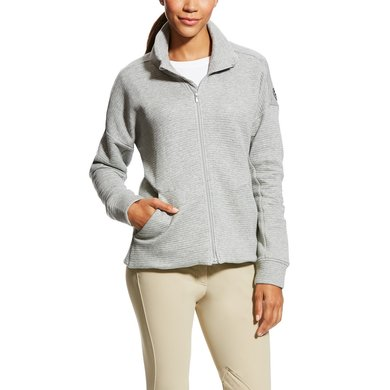 Ariat Vest Tiamo Full Zip Woman Heather Grey S