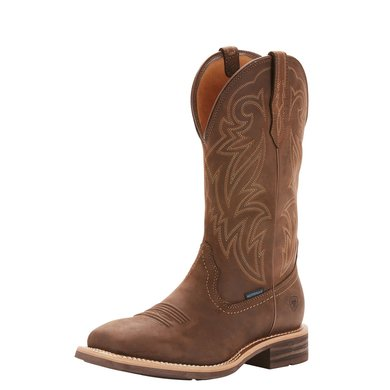 Ariat Westernboot Tombstone H2O Man's Brown 44\D