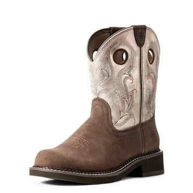 Ariat Westernlaars Heritage Cowgirl II Brown Barley