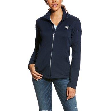 Ariat Vest Tolt Full Zip Woman's Navy