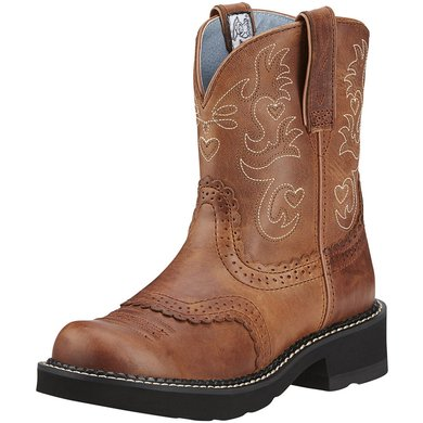Ariat Western Fatbaby Saddle B Russet Rebel 40