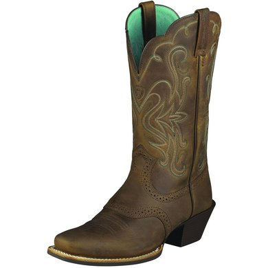 Ariat Western Legend B Distressed Brown 41