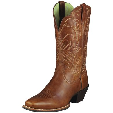 Ariat Western Legend B Russet Rebel 39