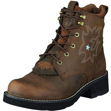 Ariat Western Probaby Lacer B Driftwood Brown 41