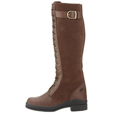 Ariat Ladies Boots Coniston Chocolate 4/37