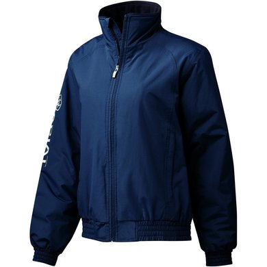 Ariat Ladies Waterproof Stable Jacket Navy