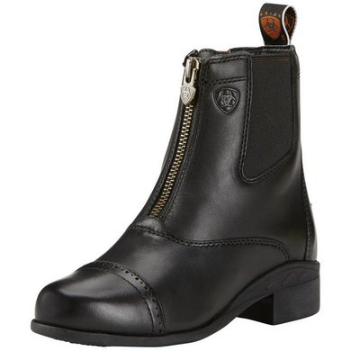 Ariat Childrens Jodhpurs Devon III Zip Black 4/36,5