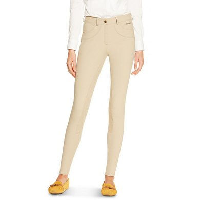 Ariat Olympia Breeches Full Seat Beige