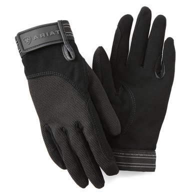 Ariat Gloves Tek Grip Black