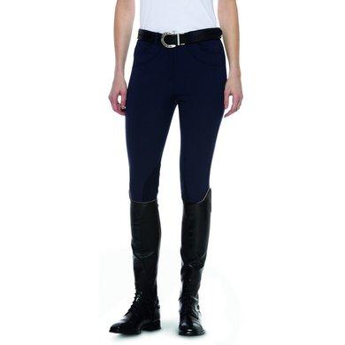 Ariat Olympia Front Zip Breeches Black
