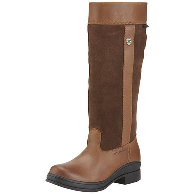 Ariat Outdoorstiefel Windermere Full Fit Damen Schoko 5/38