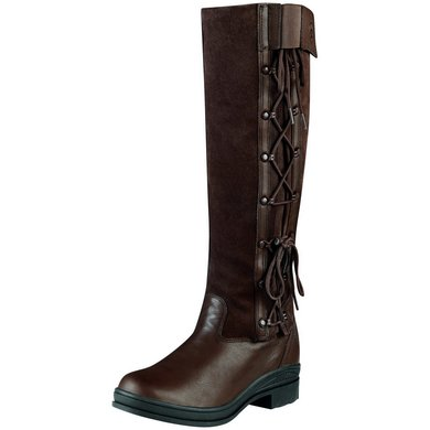 Ariat Ladies Grasmere Reg Fit Chocolate 7/41 Medium-Reg