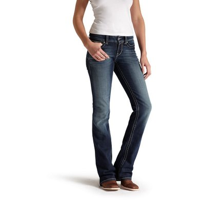 Ariat Real Riding Jeans Jeans Blue