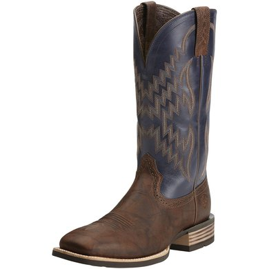 Ariat Western Tycoon D Bar Top / Arizona Sky 45