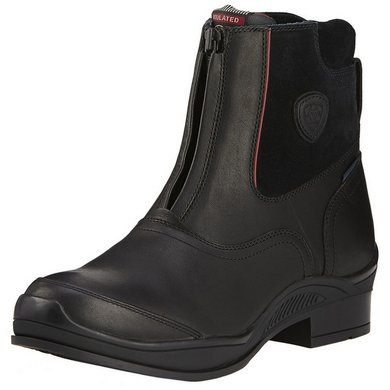 Ariat Mens Extreme Zip Paddock H2O Black 10/44,5