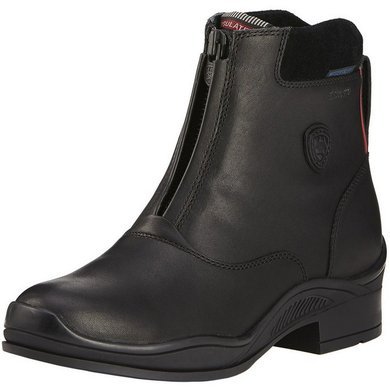 Ariat Ladies Extreme Zip Paddock H2O Black 8/42