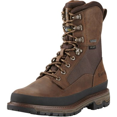 "Ariat Conquest 8"" GTX 400G met Rand Dark Brown D 48"