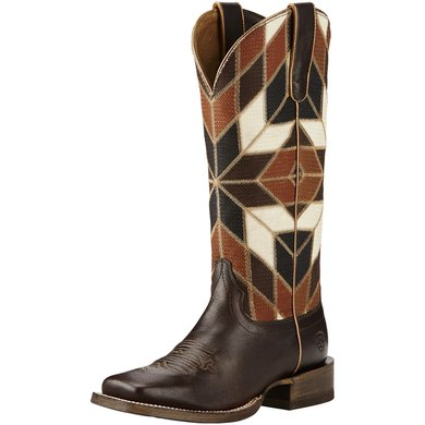 Ariat Western Mirada B Bittersweet Chocolate / Brown 39