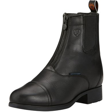 Ariat Bromont Pro Zip Paddock Insulated Waxed Chocolate