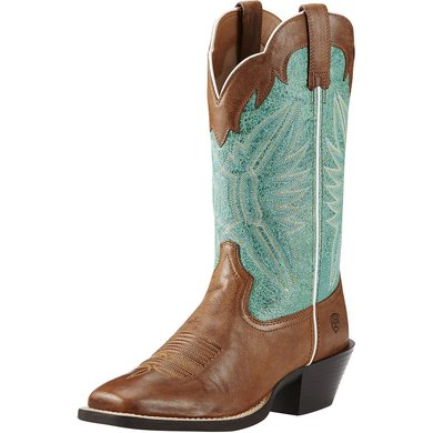 Ariat Western Round Up Outfitter B Wood / Latigo Bay 36